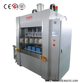 Auto Parts Heat Staking Welding Machine (KEB-QCMB50) pictures & photos