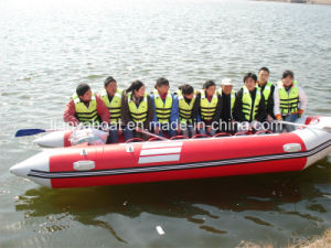 Liya 4.7m Heavy Duty 1.2mm PVC Military Boat Navigator Inflatable Boat pictures & photos
