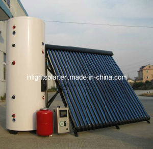 Split High Pressure Heat Pipe Solar Heater System pictures & photos