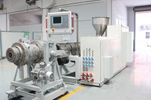 Pipe Making Machine- PPR Pipe Extrusion Line pictures & photos