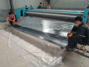 High Quality Galvanized Corrugated Steel Sheet pictures & photos