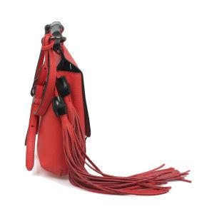 Wholesale Top Quality Fashion Women Designer Genuine Leather Tessal Ladies Handbag (XN001) pictures & photos