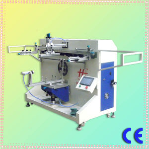 Pail Screen Printing Machine for Single Color
