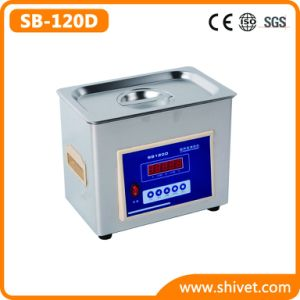 5L Veterinary Ultrasonic Cleaner (SB-120D(5L)) pictures & photos
