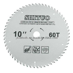 Ultrathin Tct Circular Saw Blades for Wood Cutting (CH-0055) pictures & photos