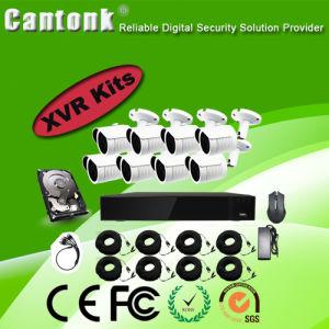 2017 Popular 1080n 8CH Home CCTV Surveillance Kits pictures & photos
