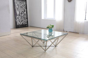 New Style Modern Marble Living Room Coffee Table and Center Table pictures & photos