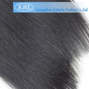 Brazilian Jet Black Hair Pieces pictures & photos