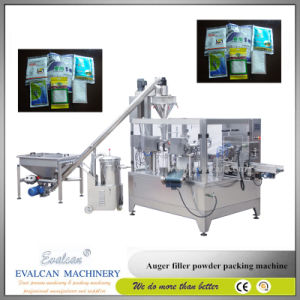 Automatic Rotary Powder Doypack Packing Machine pictures & photos