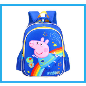 New Reversible Cartoon School Backpack Popular Kids Backpack School pictures & photos