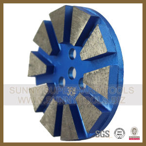 Quanzhou Sunny Diamond Floor Grinding Concrete Plate (SYYH-03) pictures & photos