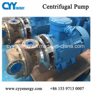 Horizontal Splitcase Centrifugal Pump for Cryogenic Liquid pictures & photos