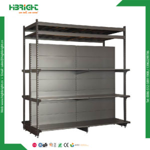 Supermarket Double Sided Grocery Store Gondola Shelves pictures & photos