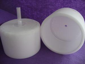 Customized Milky White Singing Silica Quartz Crucibles pictures & photos