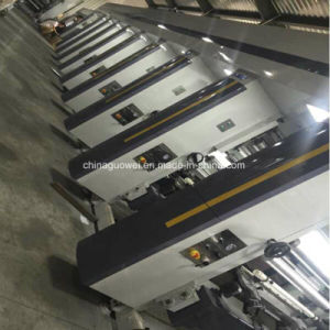 High-Speed 7 Motor 8 Color Rotogravure Printing Machine with 150m/Min pictures & photos
