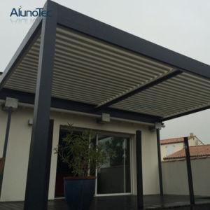 Waterproof Customized Aluminum Awning Pergola Roof pictures & photos