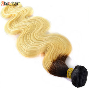 New Products Hight Quality 100% Human Brazilian Kinky Curly Ombre Hair Extensions pictures & photos