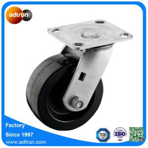 """Heavy Duty 5"""" Swivel Roller Bearing Casters pictures & photos"""