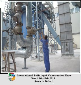 Construction Gypsum Powder Equipment/Gypsum Stucco Machine pictures & photos