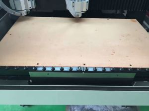 Automatic PCB CNC Double Side Drilling Routing Machine pictures & photos