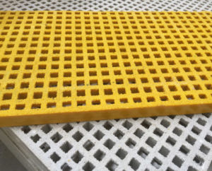 Mini Mesh FRP/ GRP Molded Grating for Walkway&Platform pictures & photos