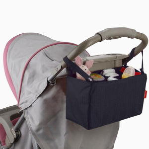 Multi-Functional Waterproof Stroller Mummy Diaper Baby Nappy Bag pictures & photos
