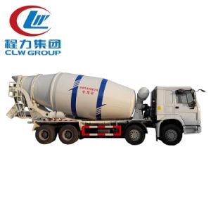 Forland Small 4cbm Concrete Mixer Truck pictures & photos