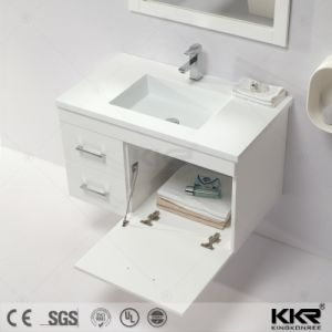 Sanitary Ware Solid Surface Bathroom Vanity Basin pictures & photos
