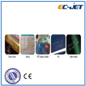 Expirydate Printing Continuous Inkjet Printer Machine for Jelly Box (EC-JET500) pictures & photos