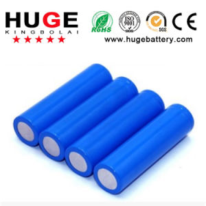 11.1V 4400mAh Rechargeable Lithium Battery ICR18650 (Li-ion battery pack) pictures & photos
