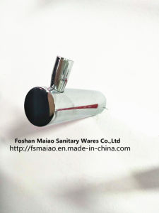 Bathroom Fitting Chrome Round Sinple Robe Hook Sanitary Ware (6610) pictures & photos
