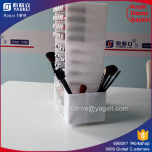 Popular Style Black Rotating Acrylic Lipstick Stand pictures & photos