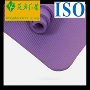 Double-Sided Pattern of Environmental EVA Yoga Mat pictures & photos