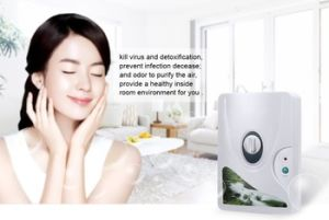 Household Air Water Purifier Sterilizer 400mg/H Ozone Generator pictures & photos