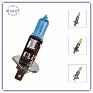 Headlight H1 12V Blue Halogen Auto Auto Lamp pictures & photos