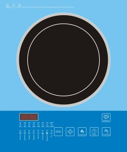 Multi Cooking Functions Touching Screen Popular Induction Cooker pictures & photos