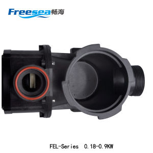 Swimming Pool Plastic Material 3HP Water Pump pictures & photos