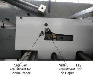 Automatic Industrial Cardboard to Cardboard Laminating Machine pictures & photos