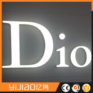 Outdoor Waterproof 3D Acrylic LED Light Letter Sign pictures & photos