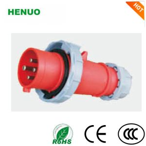 IP67 International Standard Male and Female Industrial Plug and Socket pictures & photos