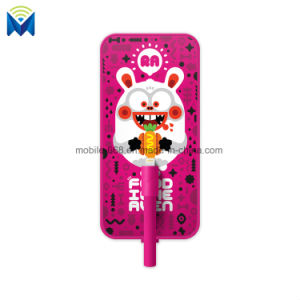Credit Card Mini Power Bank 8000mAh Emergency Charger for Apple iPhone and Android Mobile Phone pictures & photos