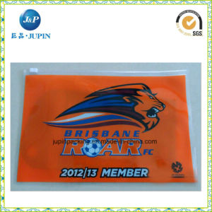 Wholesales Custom Clear Vinyl PVC Zipper Bags (JP-plastic017) pictures & photos