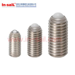 Stainless Steel Ball Heavy End Spring Plunger pictures & photos