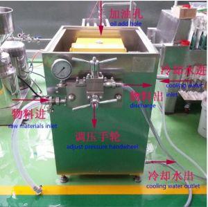 3000L/H 25MPa High Pressure Homogenizer Machine Manufacture pictures & photos