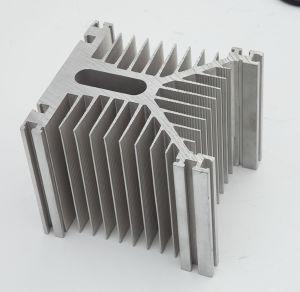 Wardrobe Aluminum/Aluminium Extruison Profiles From China pictures & photos