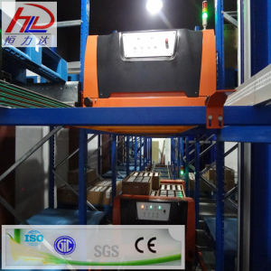 Modern Warehouse Automated Shuttle Pallet Racking pictures & photos