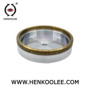 Metal Bond Diamond Grinding Wheel for Glass Machine pictures & photos