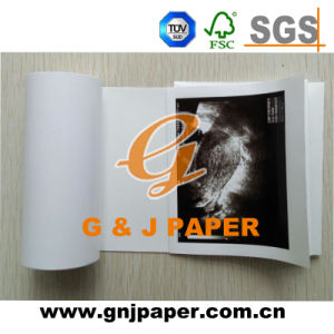 110mm*20m High Quality Thermal Paper for Medical Ultrasound Printer pictures & photos