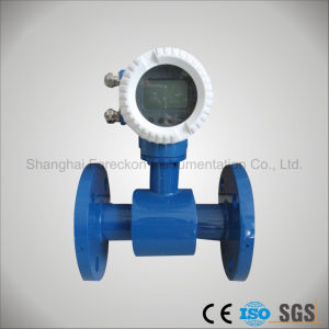Integrated Type Electromagnetic Flowmeter with 4-20mA Output (JH-DCFM-I) pictures & photos