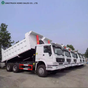 HOWO 6X4 Tipper Truck with LHD pictures & photos
